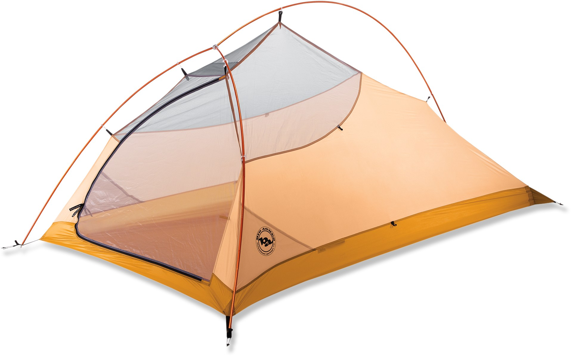 Iu0027m ...  sc 1 st  Oregon Outside & The Best Lightweight Backpacking Tent: The Big Agnes Fly Creek UL2 ...