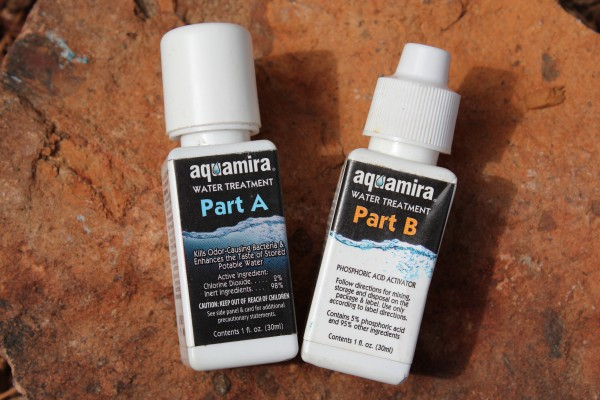 Aquamira: One Of The Best Backcountry Options For Water Purification
