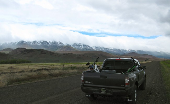Hiking in Southeastern Oregon: The Steens Mountain and The Alvord Desert